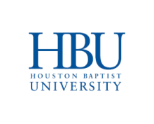 HBU Houston Baptist University logo