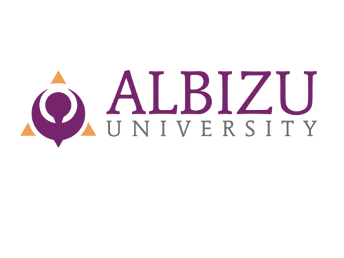 Logotipo del Albizu University