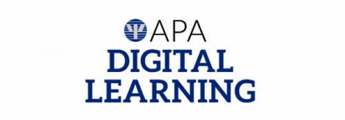 APA Digital Learning logo