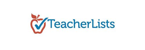 TeacherLists logo.