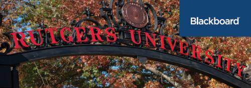 Rutgers Maximizes Online Enrollment and ROI in Move from OPM to Blackboard's OPX Solutions