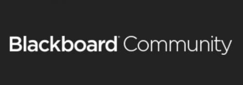 Blackboard Community