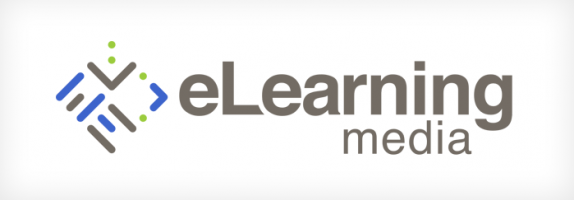 eLearning Media logo.
