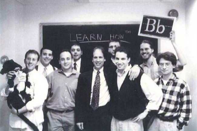 Founders of Blackboard
