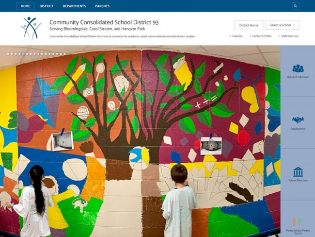 Community Consolidated School District 93