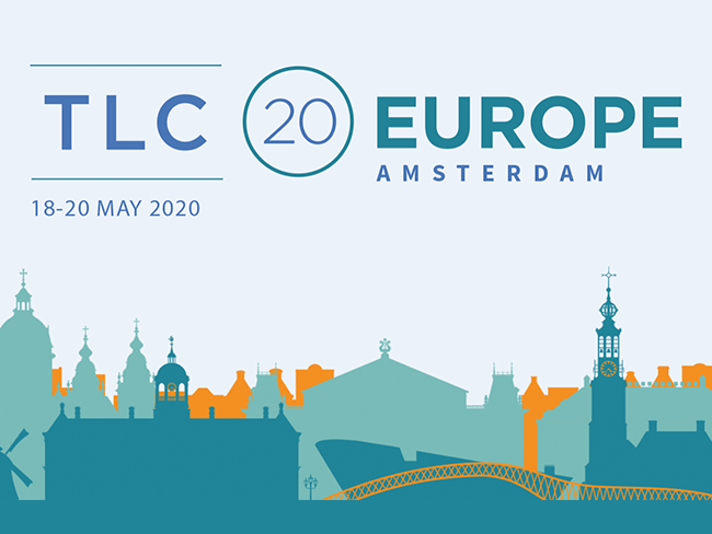 TLC Europe 18-20 May 2020 Amsterdam