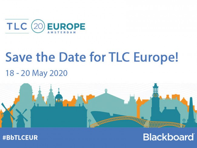 Save the Date TLC Europe