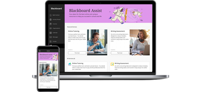 Blackboard Assist