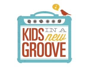 Kids in a New Groove Logo